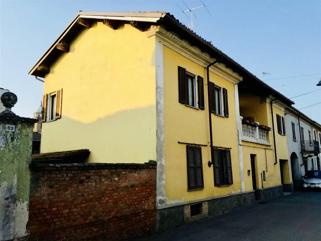 Soluzione Semindipendente in vendita a Pontecurone, 4 locali, prezzo € 100.000   CambioCasa.it