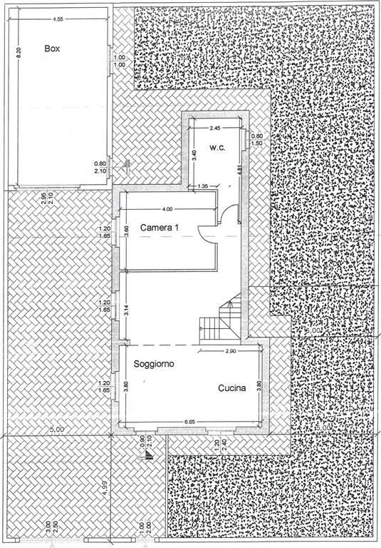Terreno Edificabile Residenziale in vendita a Codevilla, 4 locali, prezzo € 48.000   CambioCasa.it