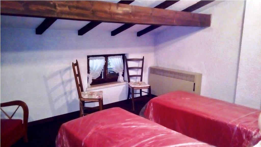 camera mansarda