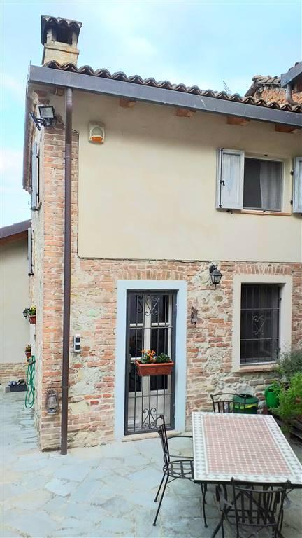 Soluzione Semindipendente in vendita a Berzano di Tortona, 4 locali, zona Zona: Inselmina, prezzo € 130.000 | CambioCasa.it