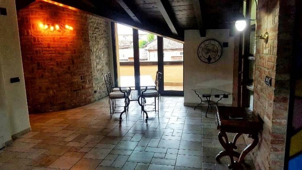 Attico / Mansarda in affitto a Volpedo, 4 locali, prezzo € 600 | PortaleAgenzieImmobiliari.it