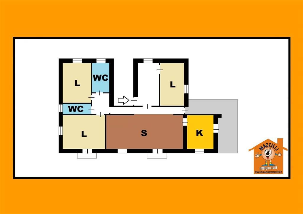 Appartamento in Via Appia, Potenza