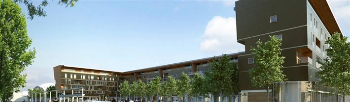 Trilocale, S. Leonardo - Stazione Ferrovia, Parma, in nuova costruzione