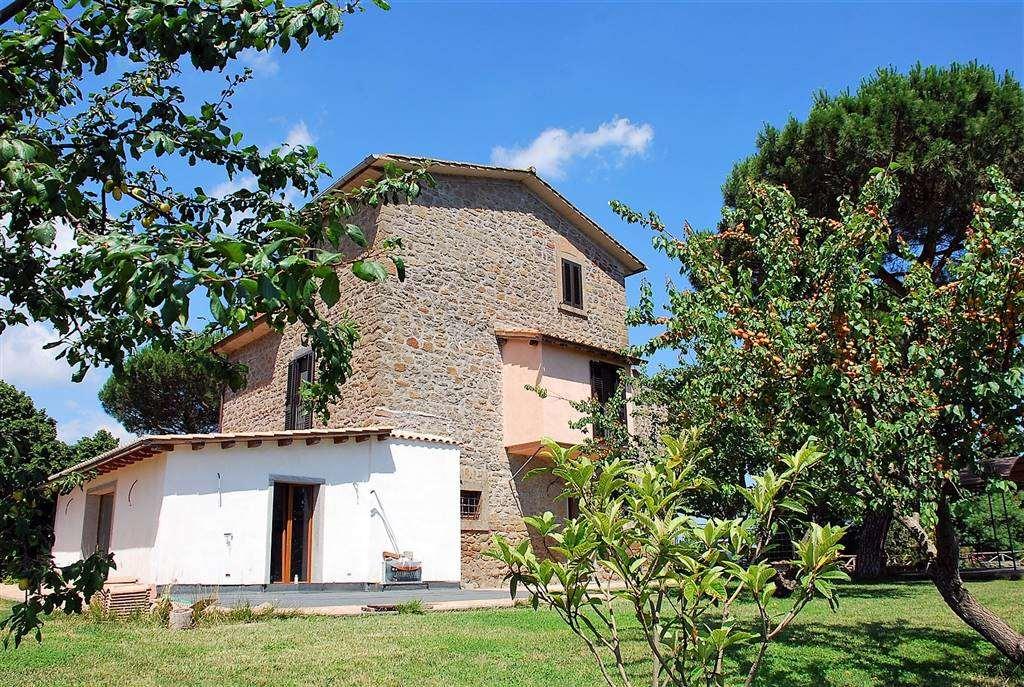Rustico / Casale in vendita a Soriano nel Cimino, 8 locali, prezzo € 350.000   CambioCasa.it