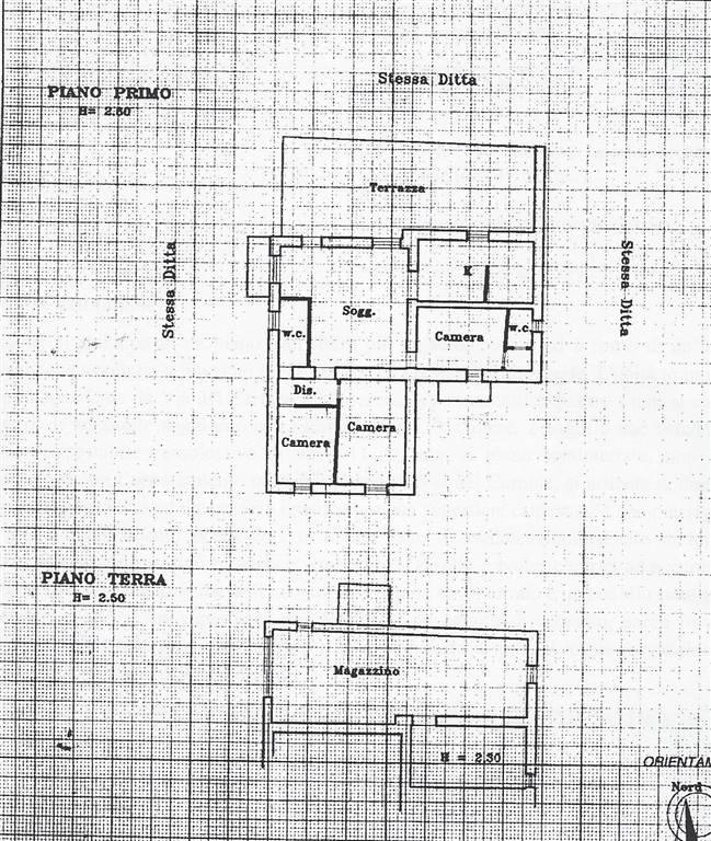 planimetria - Rif. 930