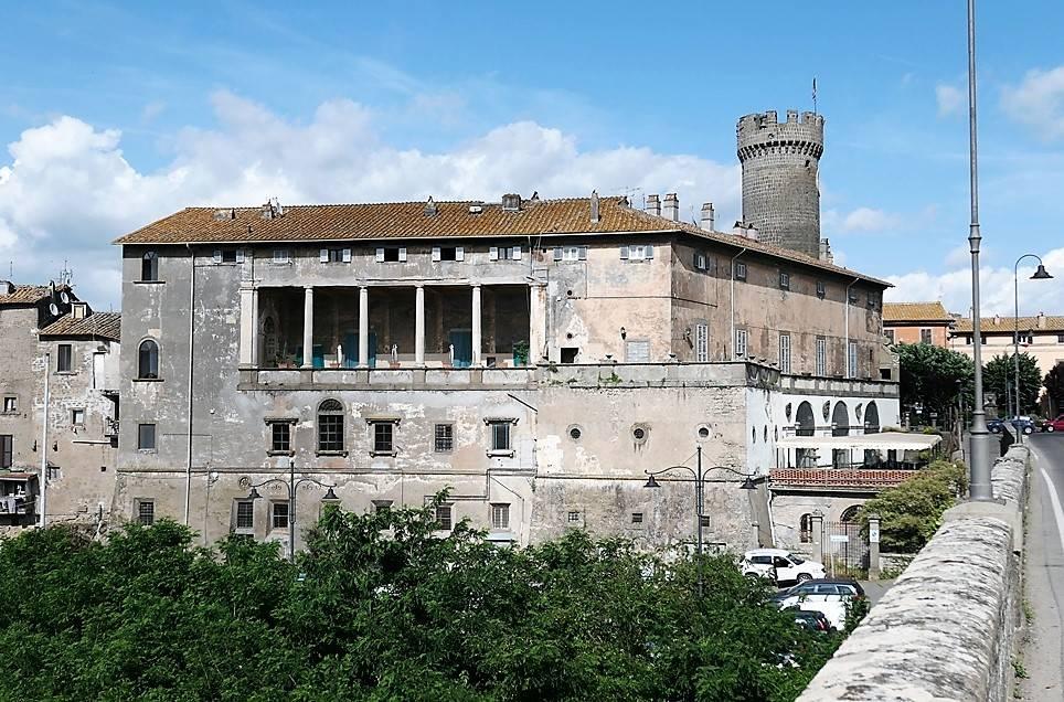 Trilocale, Bagnaia, Viterbo