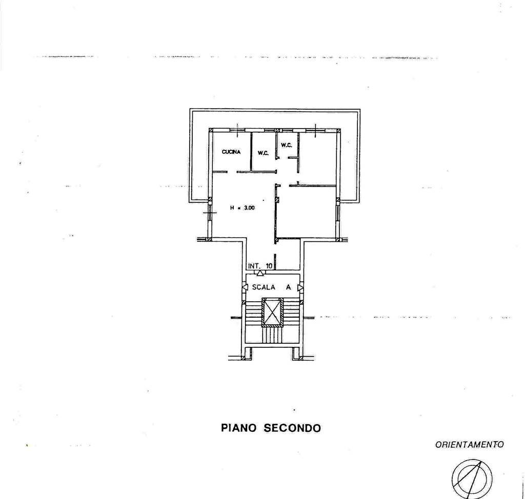 planimetria - Rif. 971