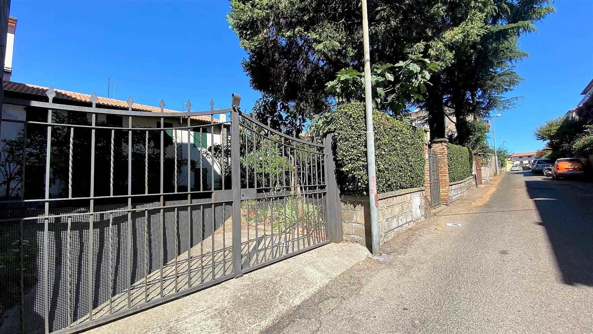 cancello carrabile - Rif. 985