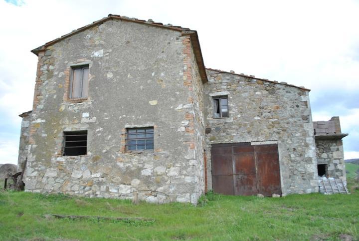 Rustico casale, Castiglione D'orcia, da ristrutturare