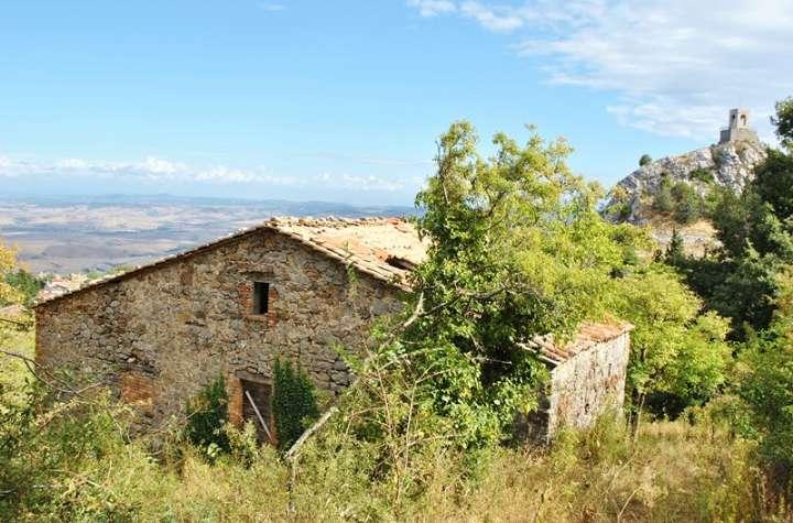 Rustico casale in Strada Provinciale 18, Castiglione D'orcia