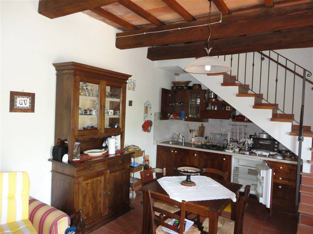 Quadrilocale in Via Fontevecchia 10, Castiglione D'orcia