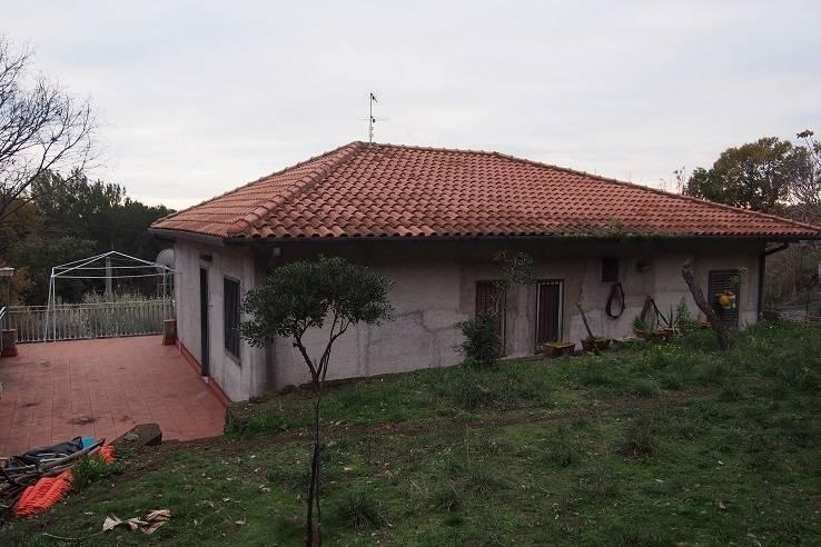 Casa semi indipendente, Canfarella, Ragalna