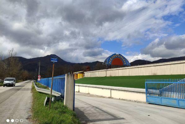 Capannone in vendita a Cassano Irpino, 8 locali, Trattative riservate | CambioCasa.it