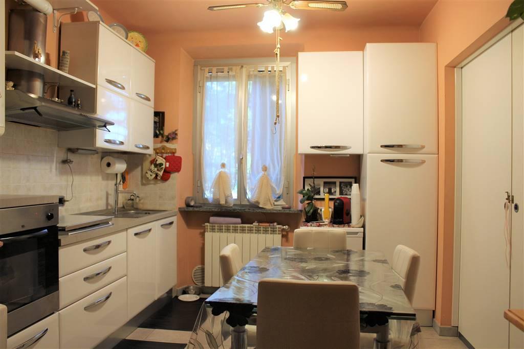 Appartamento ristrutturato in contesto ben tenuto,comodo per tutti i principali servizi come scuole, supermercati e farmacia. Ingresso, ampia cucina