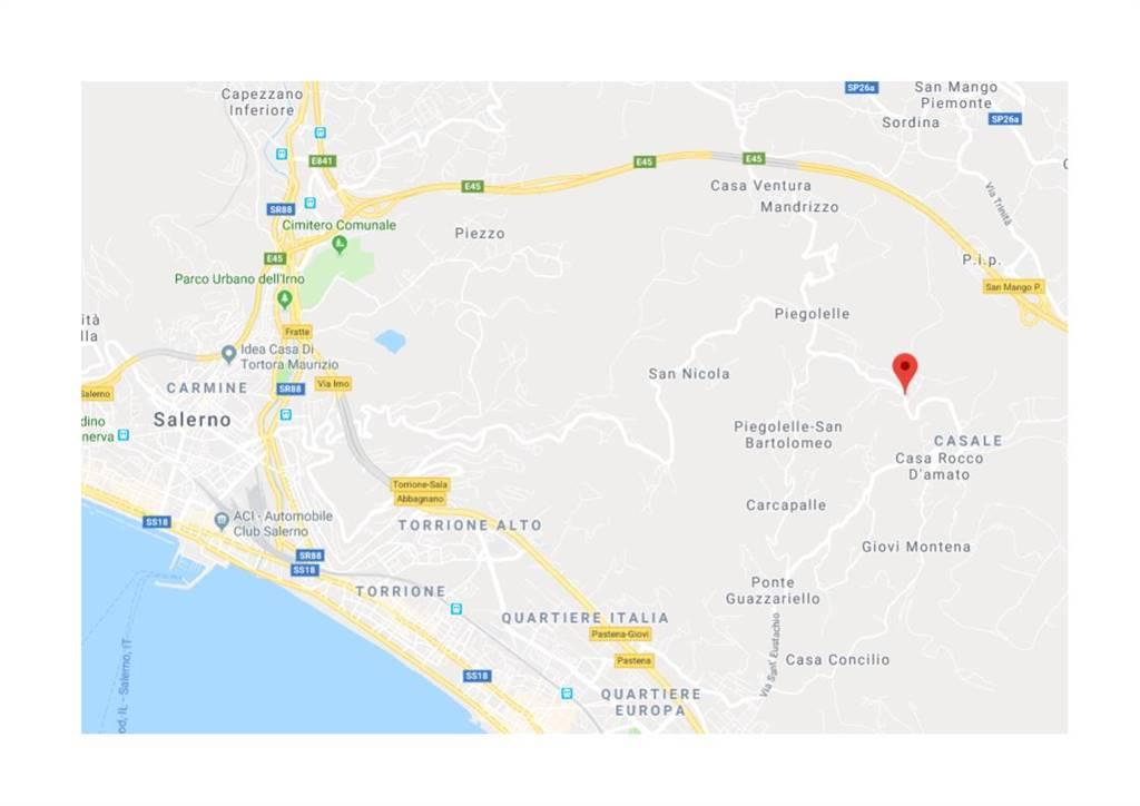 Bilocale, Giovi, Salerno, ristrutturato