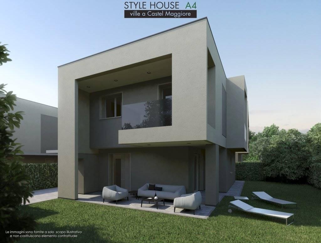 Villa in vendita a Castel Maggiore, 6 locali, prezzo € 619.000 | CambioCasa.it
