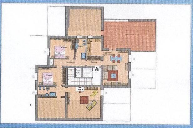 Appartamento in vendita a San Giorgio di Piano, 5 locali, prezzo € 345.000   PortaleAgenzieImmobiliari.it