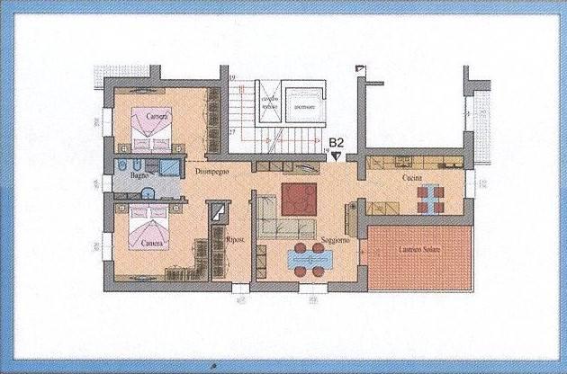 Appartamento in vendita a San Giorgio di Piano, 4 locali, prezzo € 240.000   PortaleAgenzieImmobiliari.it