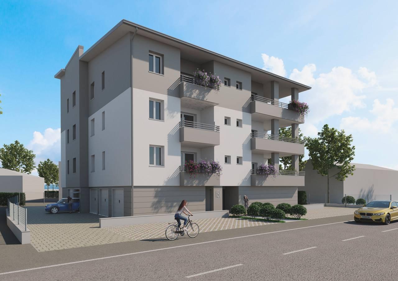 Appartamento in vendita a San Pietro in Casale, 5 locali, prezzo € 276.000 | PortaleAgenzieImmobiliari.it