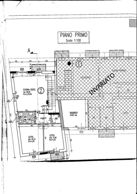 PIZZOLETTA, VILLAFRANCA DI VERONA, Duplex villa for sale of 210 Sq. mt., New construction, Heating Individual heating system, Energetic class: Not