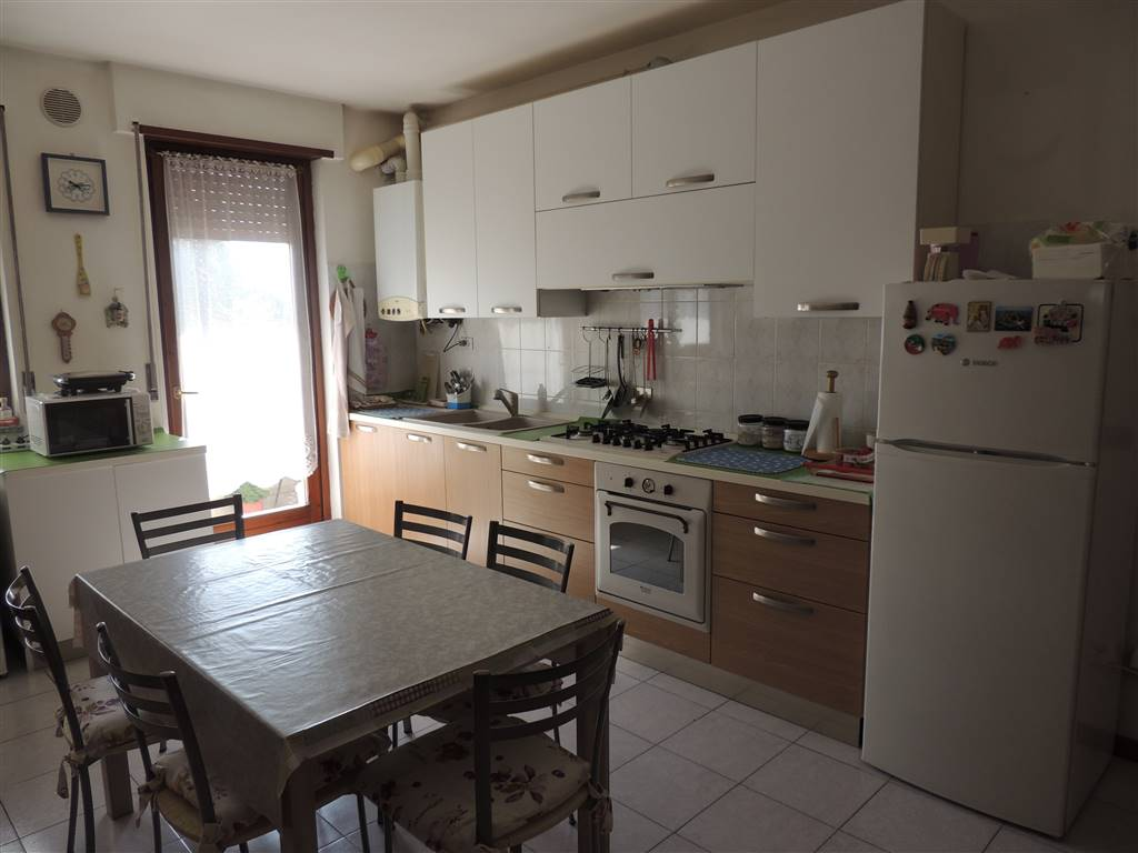 POVEGLIANO VERONESE, Apartment for rent of 48 Sq. mt., Good condition, Heating To floor, Energetic class: F, placed at 1° on 1, composed by: 2 Rooms,