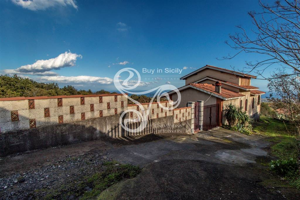 Villa in Cavotta, Zafferana Etnea