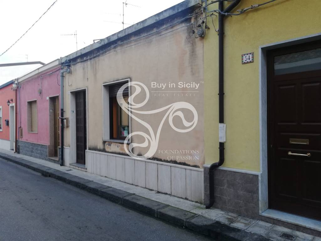 Casa singola in Via Calvario, Fiumefreddo Di Sicilia