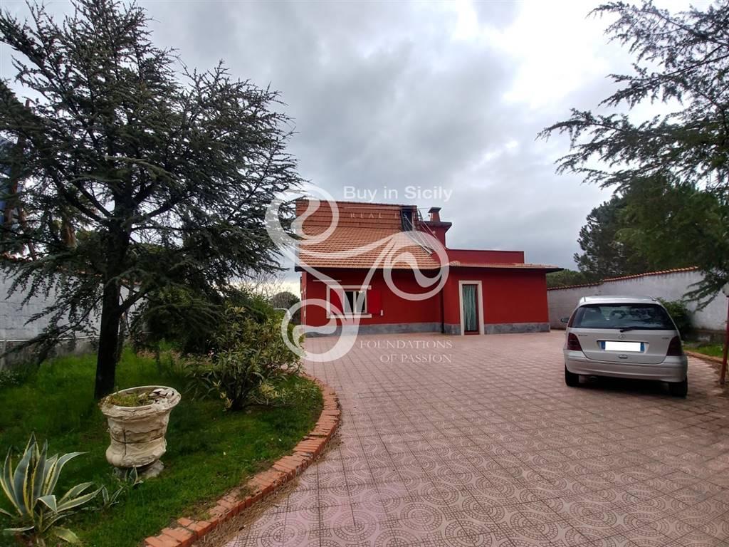 Villa in Via Oasi Di San Bernando, Nicolosi