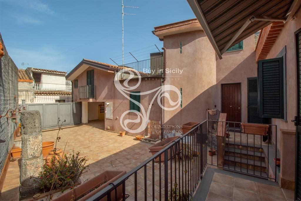 Casa singola in Via Scilla, Acireale