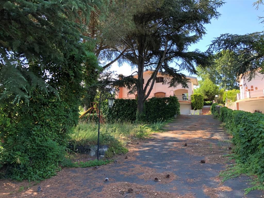 Villa in Via Dottore Giuseppe Zappalà, Trecastagni