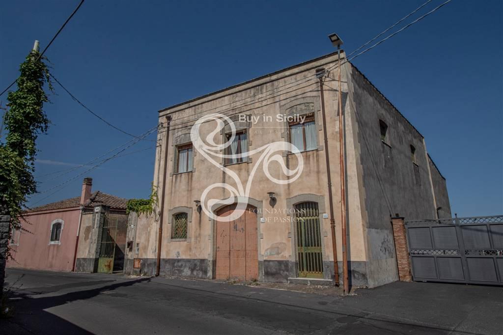Villa in Via Ronzini 20, Trecastagni