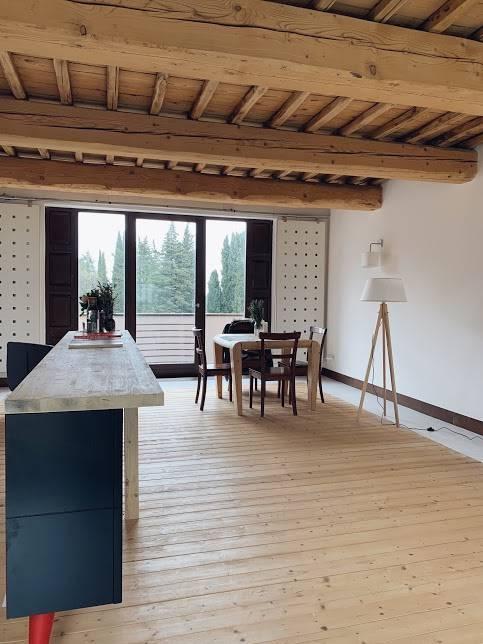 Villa a Schiera in affitto a Carmignano, 4 locali, zona Zona: Bacchereto, prezzo € 1.300 | CambioCasa.it