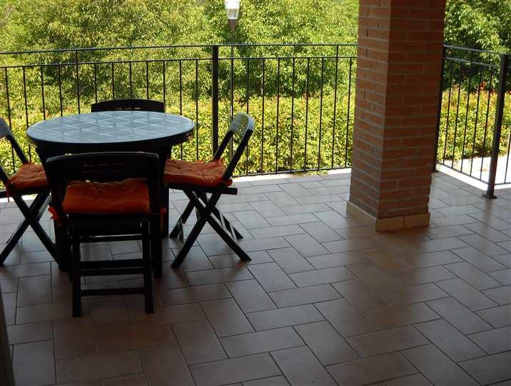 Villa a schiera, San Bartolomeo, Reggio Emilia, in nuova costruzione