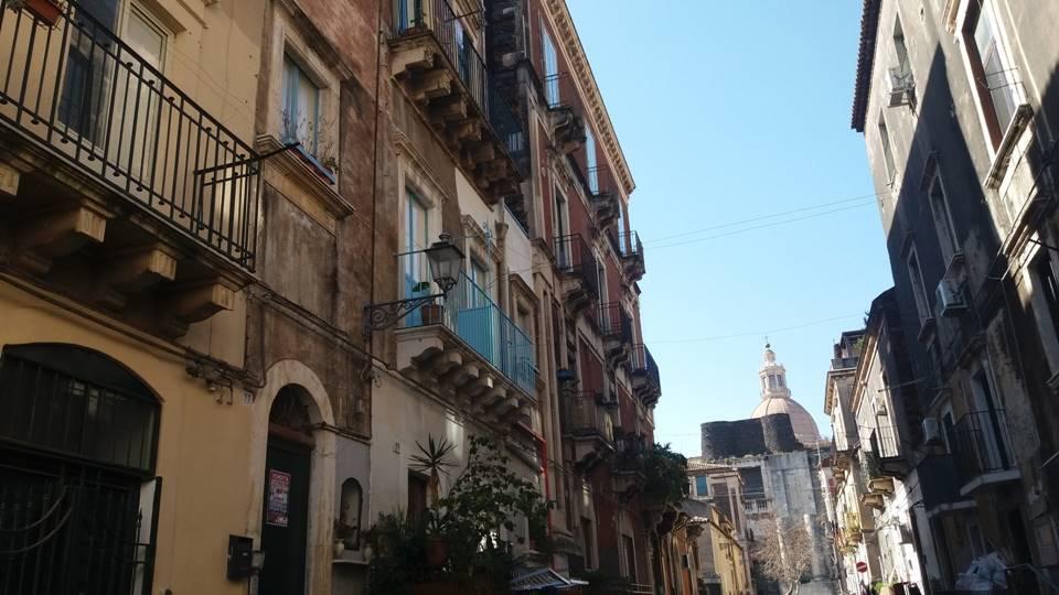Quadrilocale in Piazza Dante, Piazza Dante, Catania