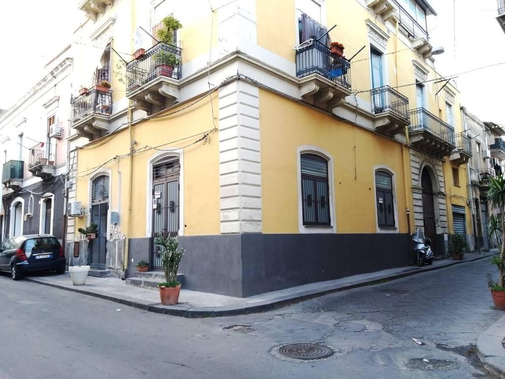 Casa singola in Via Gismondo 11, Piazza Palestro, Catania