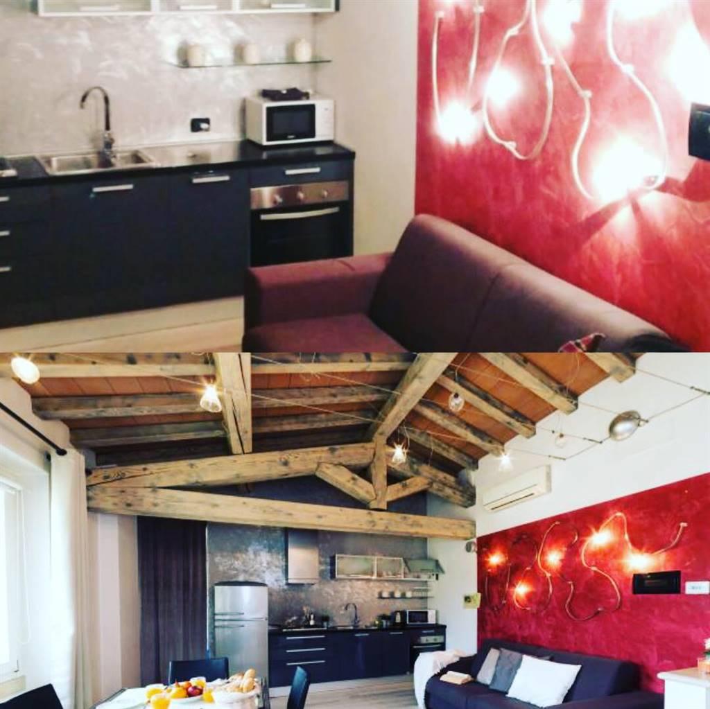 Foto cucina e soggiorno 2