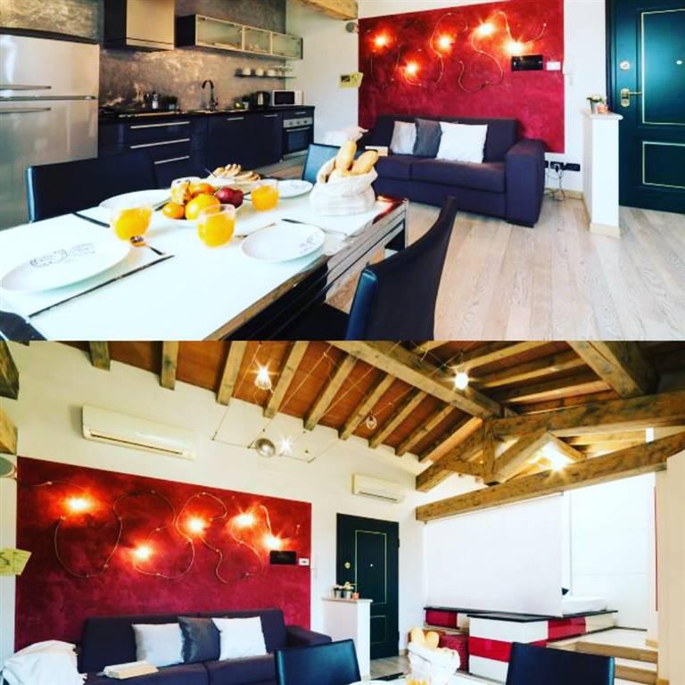 Foto cucina e soggiorno 1