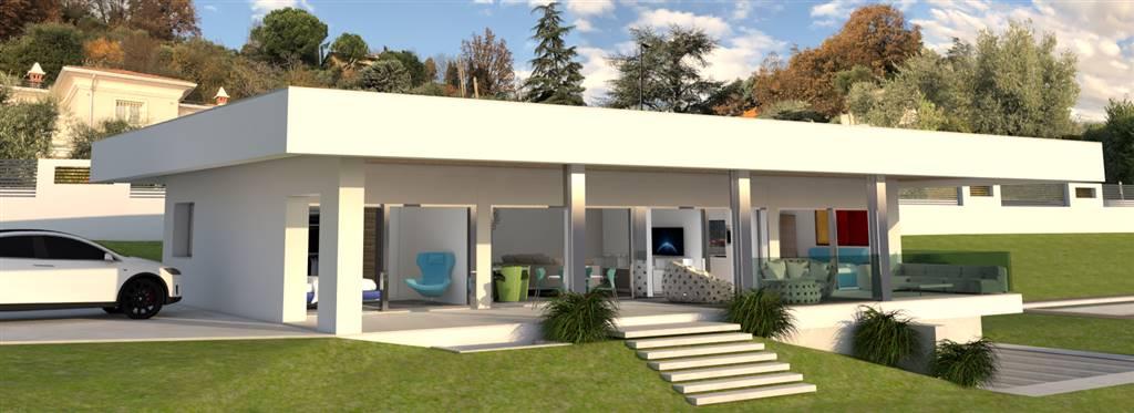 Foto fronte villa