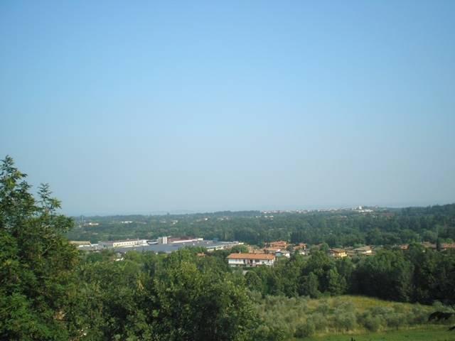 Foto vista terrazzo