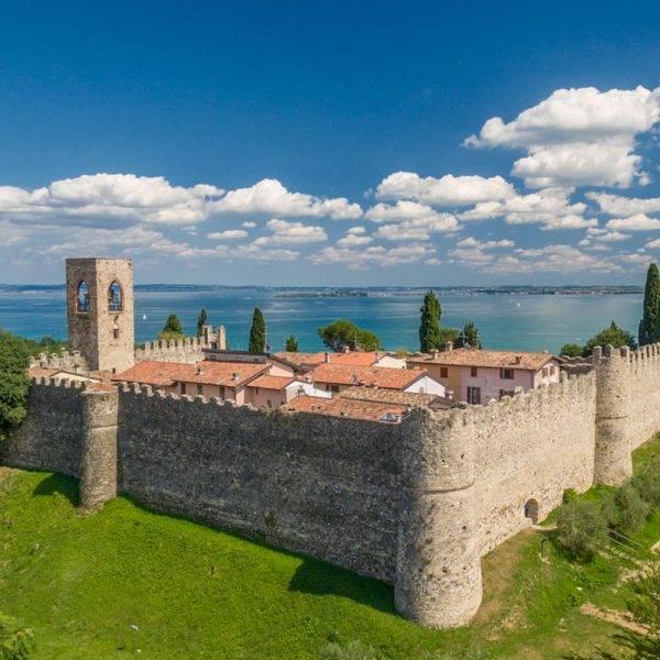 Foto castello di Moniga