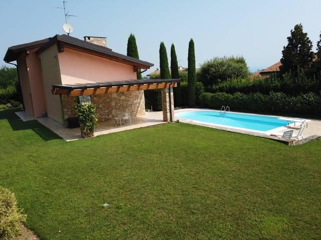 Villa in vendita a Padenghe Sul Garda (Brescia) - rif. 1387L