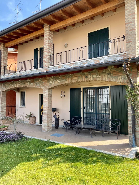Prospetto Ingresso Villa
