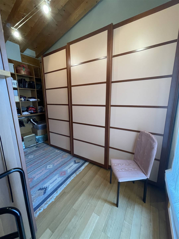 Foto cabina armadio camera padronale