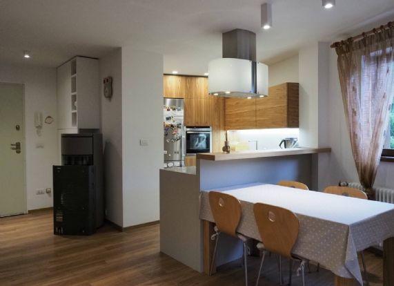 Appartamento in vendita a Tarvisio, 4 locali, prezzo € 238.000   CambioCasa.it