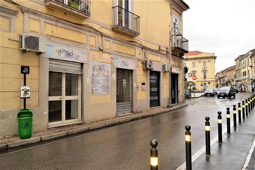 LF207-Locale Commerciale-SANTA-MARIA-CAPUA-VETERE-VIA-MAZZOCCHI