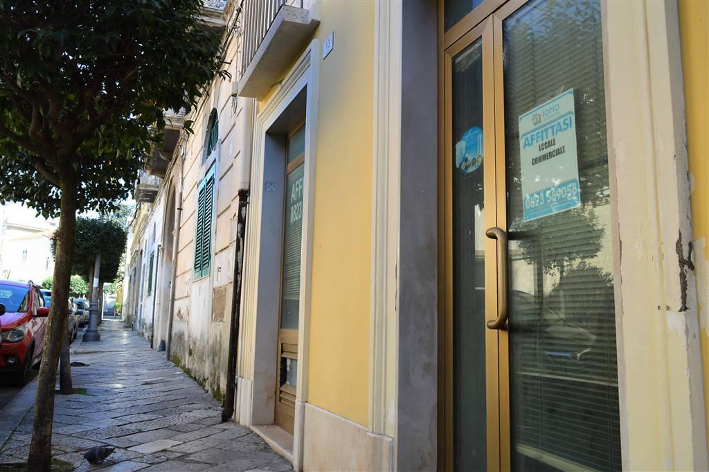 LF209-Locale Commerciale-SANTA-MARIA-CAPUA-VETERE-via-amendola