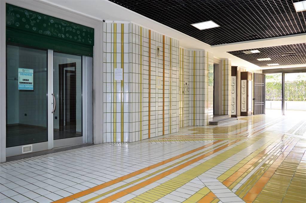 LF154a-Locale Commerciale-SANTA-MARIA-CAPUA-VETERE-Corso-Aldo-Moro