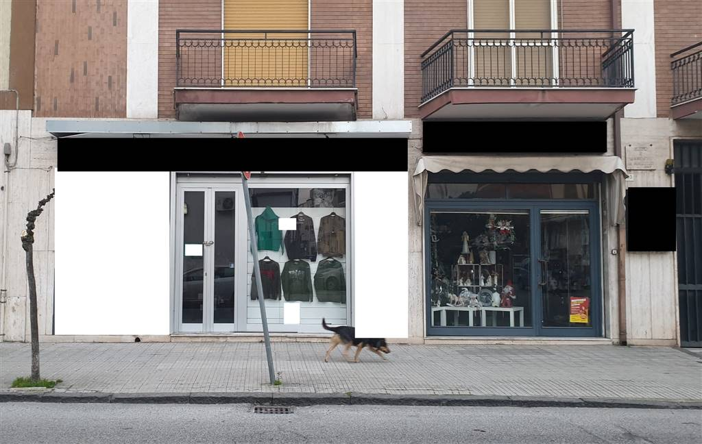 LF228-Locale Commerciale-SANTA-MARIA-CAPUA-VETERE--