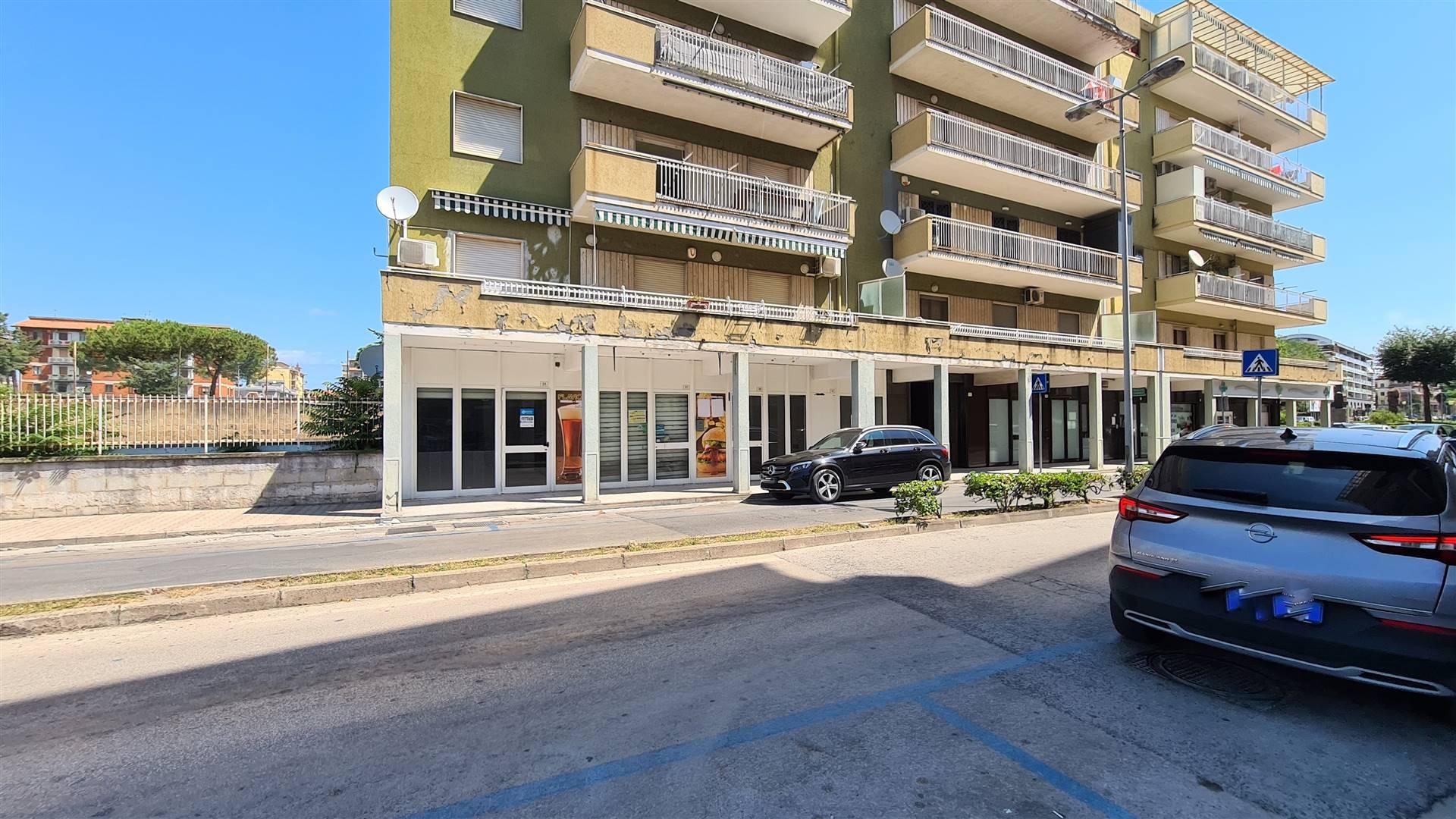 LF213C-Locale Commerciale-SANTA-MARIA-CAPUA-VETERE-Via-Pezzella