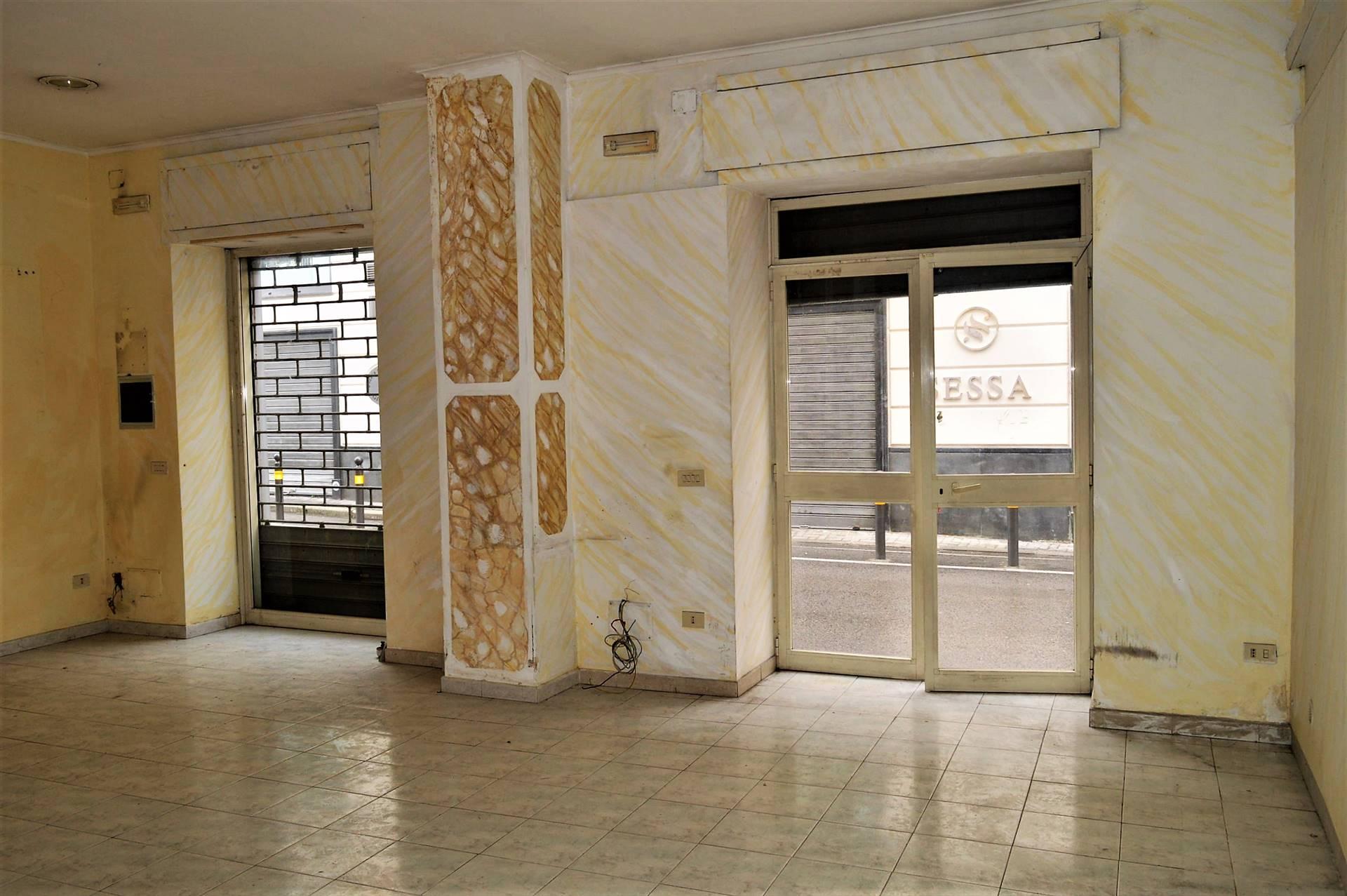 LF207B-Locale Commerciale-SANTA-MARIA-CAPUA-VETERE-Via-Mazzocchi
